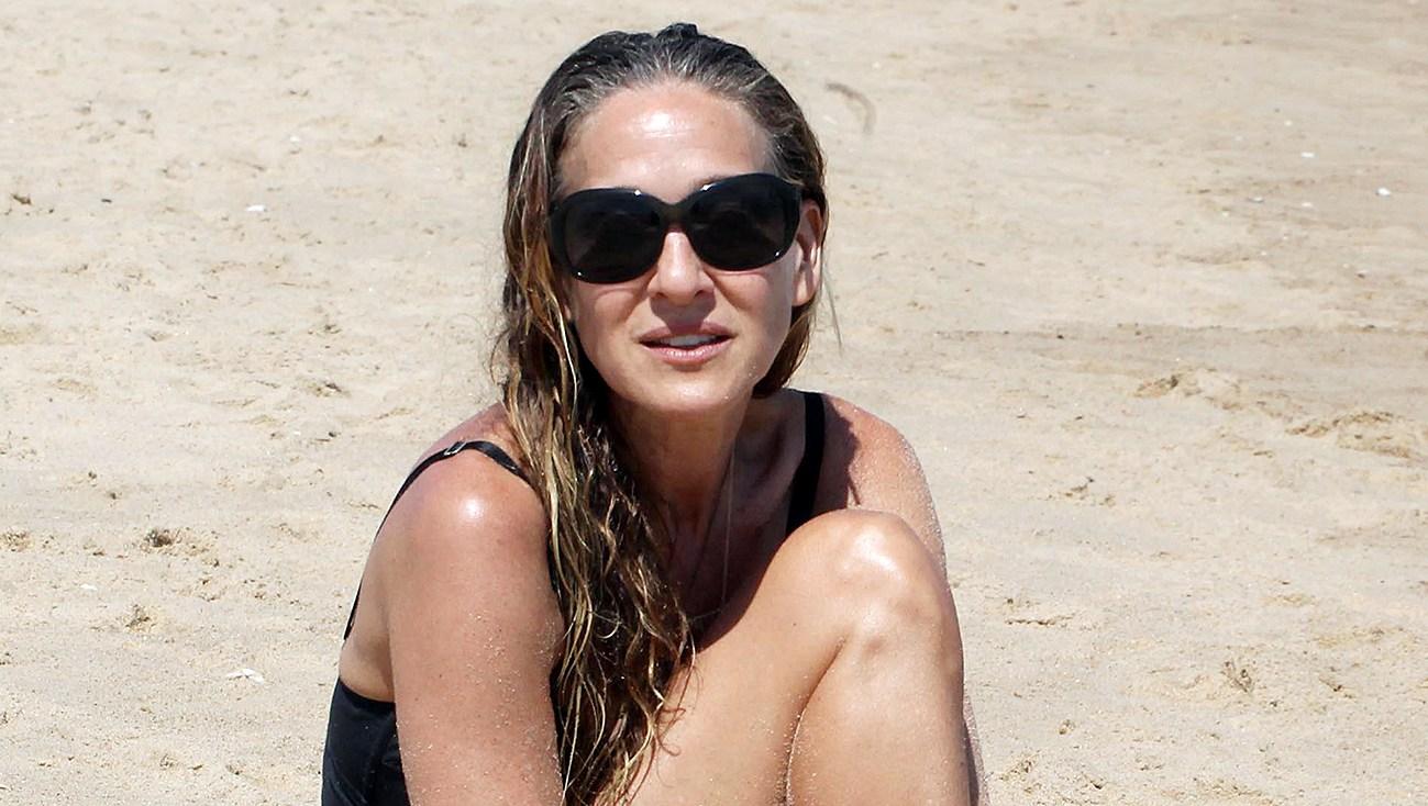 Sarah Jessica Parker Fit After 50