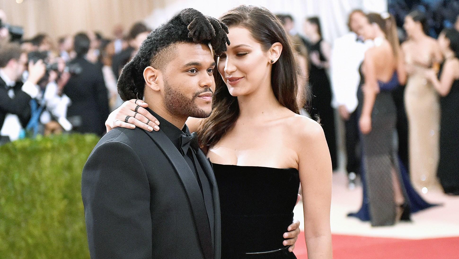 The Weeknd Bella Hadid Date Night
