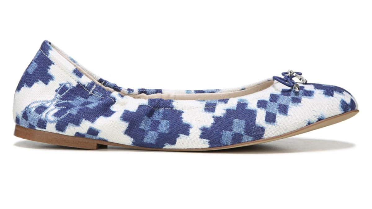 320dd7465200f7 Shop the Top-Rated Felicia Flats From Sam Edelman — 30 Percent Off