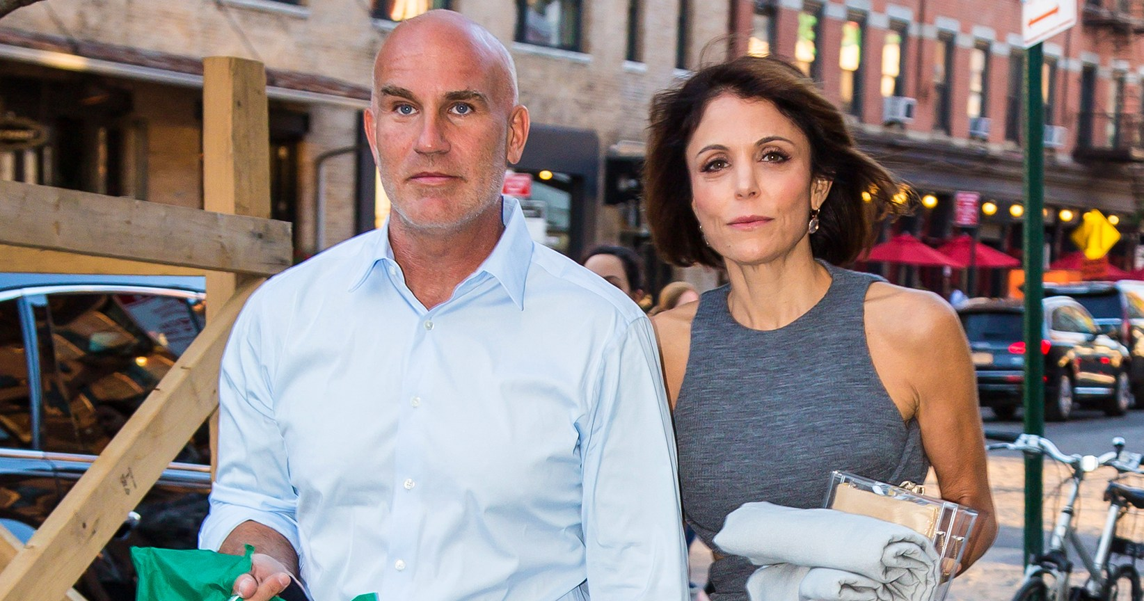 Bethenny's On-Again, Off-Again Boyfriend Dennis Found Dead