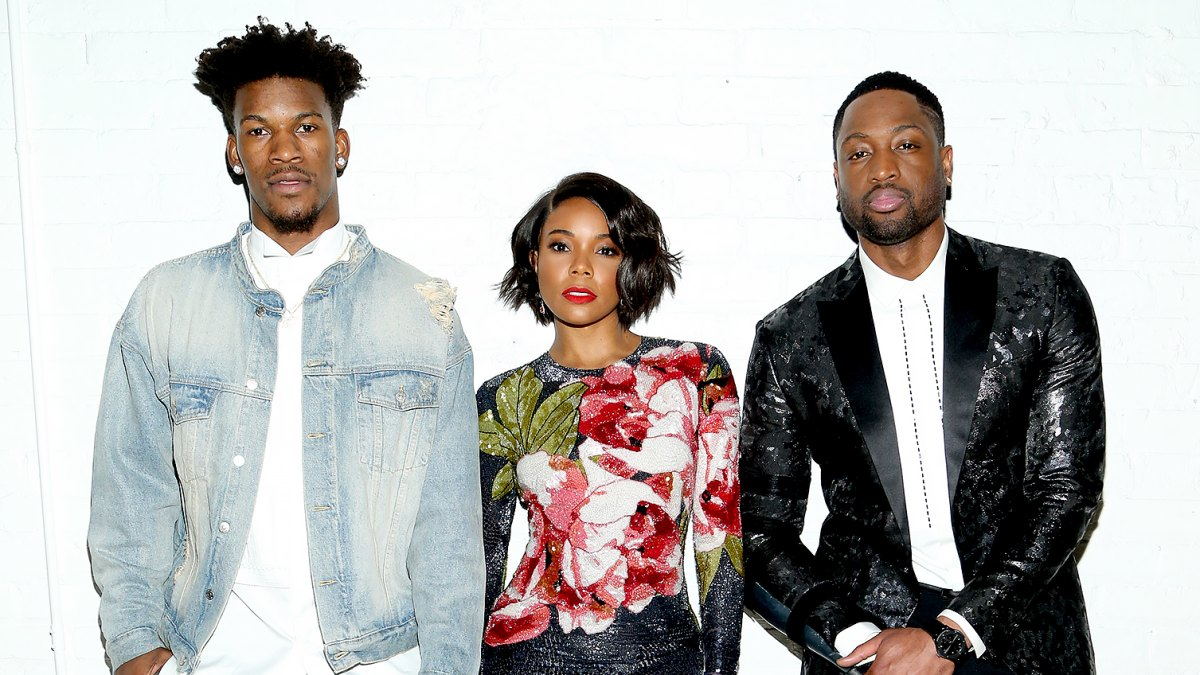 Dwyane Wade Threatens Jimmy Butler For Flirty Gabrielle Union Comment