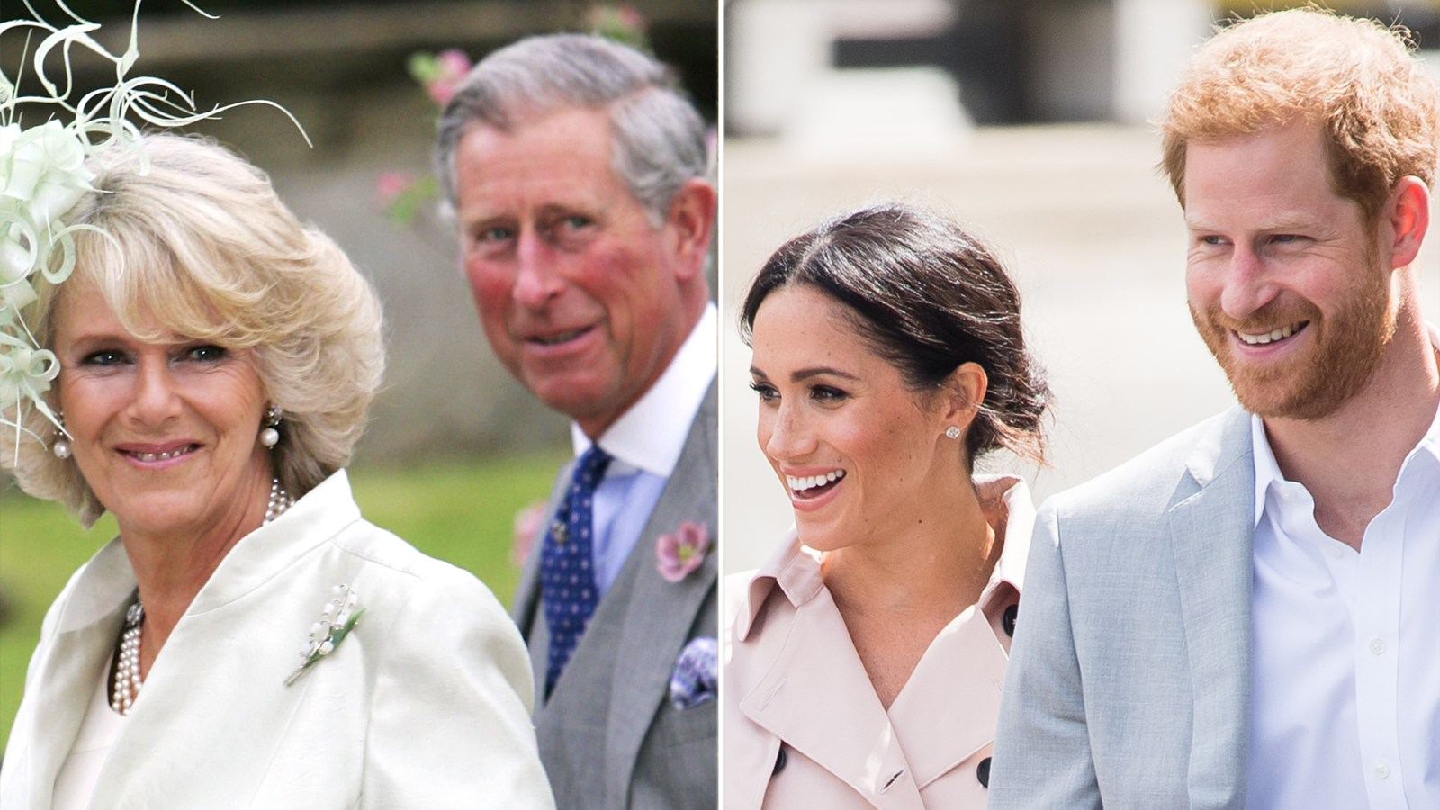 Prince Charles and Duchess Camilla 'Couldn't Be More Delighted' About Baby Sussex's Arrival