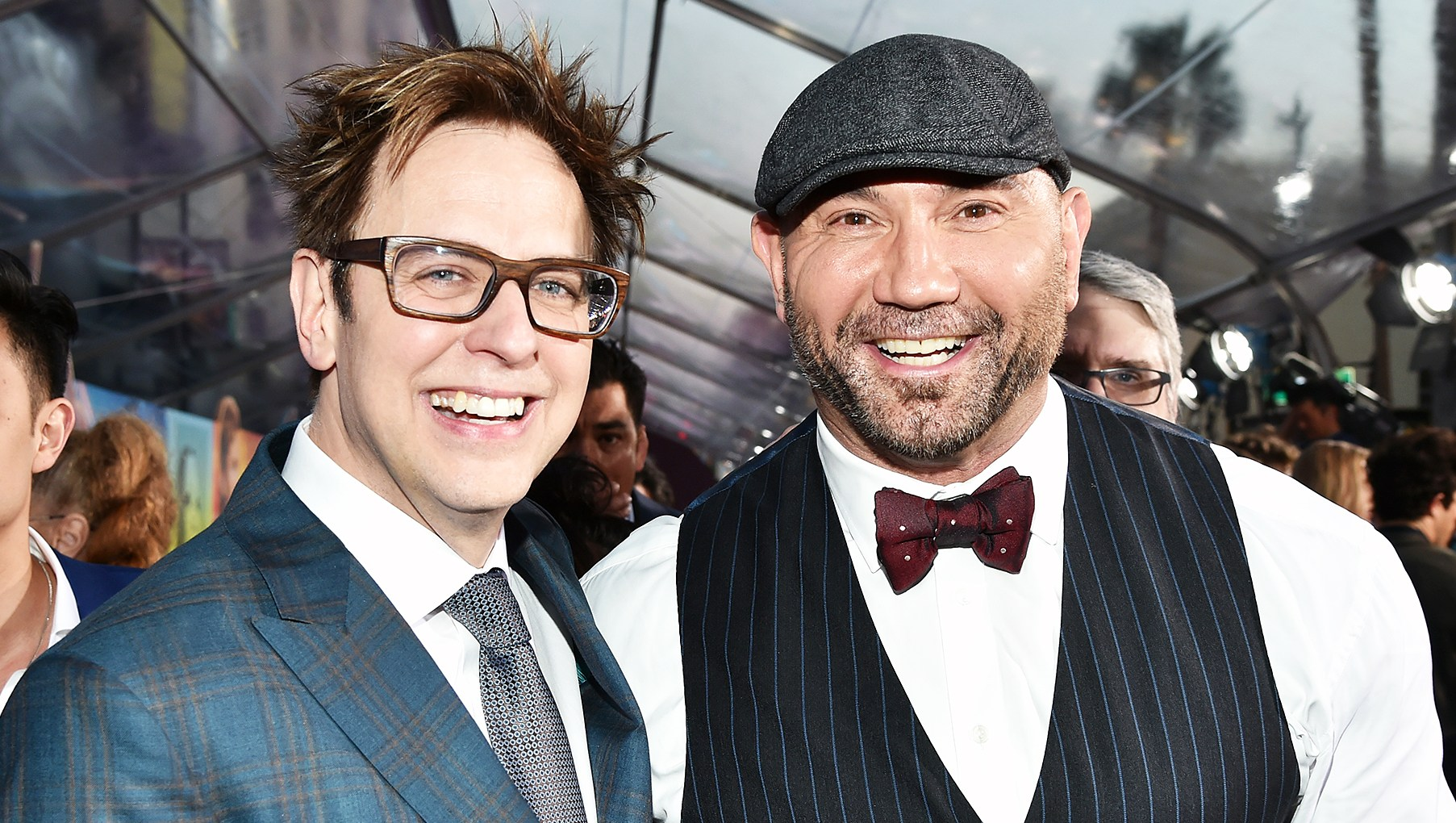 Dave Bautista Guardians of the Galaxy Volume 3 James Gunn