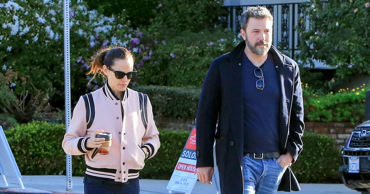 Jennifer Garner Knew Ben Affleck Was In A Bad Place After His Breakup