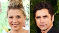 Jodie Sweetin John Stamos addresses rumor slept