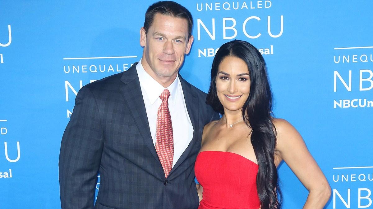 John Cena Tweets 'Trust Is a Powerful Thing' After Nikki Bella Split