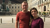 Josiah Duggar and Lauren Swanson Celebrate Honeymoon