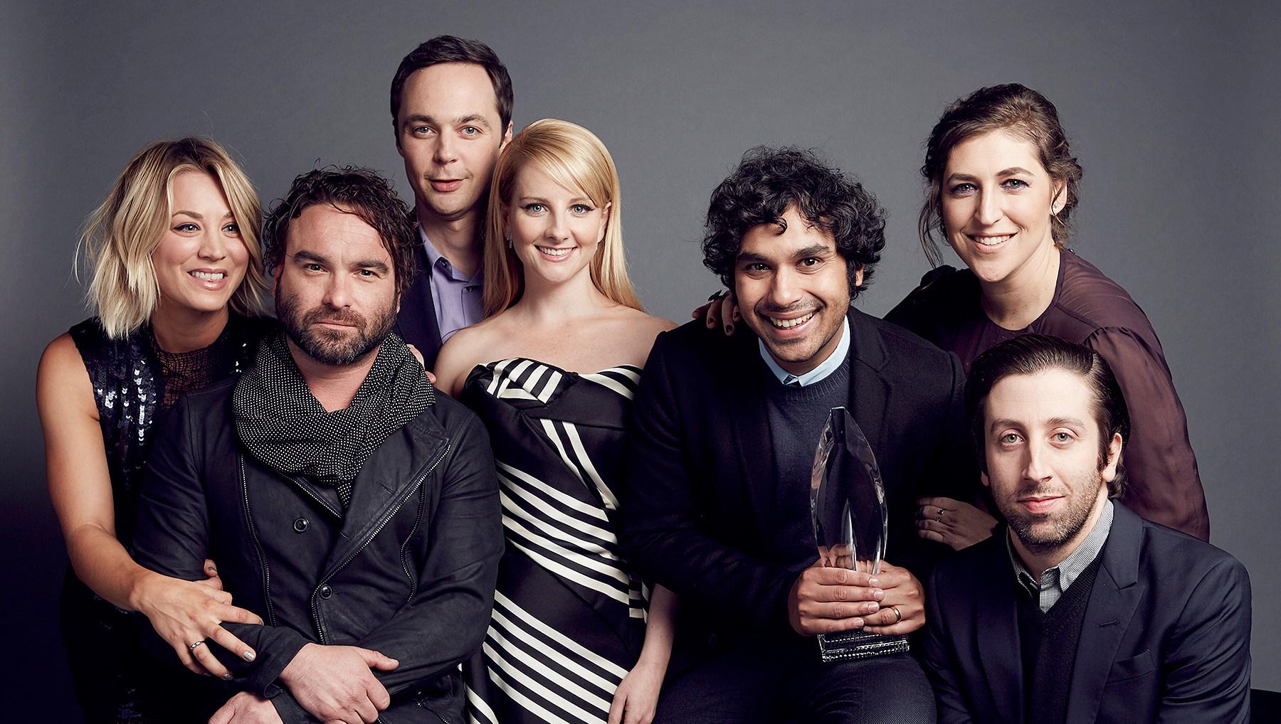 Kaley Cuoco Shares Sad Reaction To Big Bang Theory S Cancellation