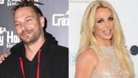 Kevin Federline, Britney Spears, Divorce, Amicable Split