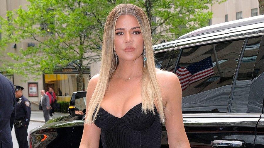 Khloe Kardashian, Pregnancy