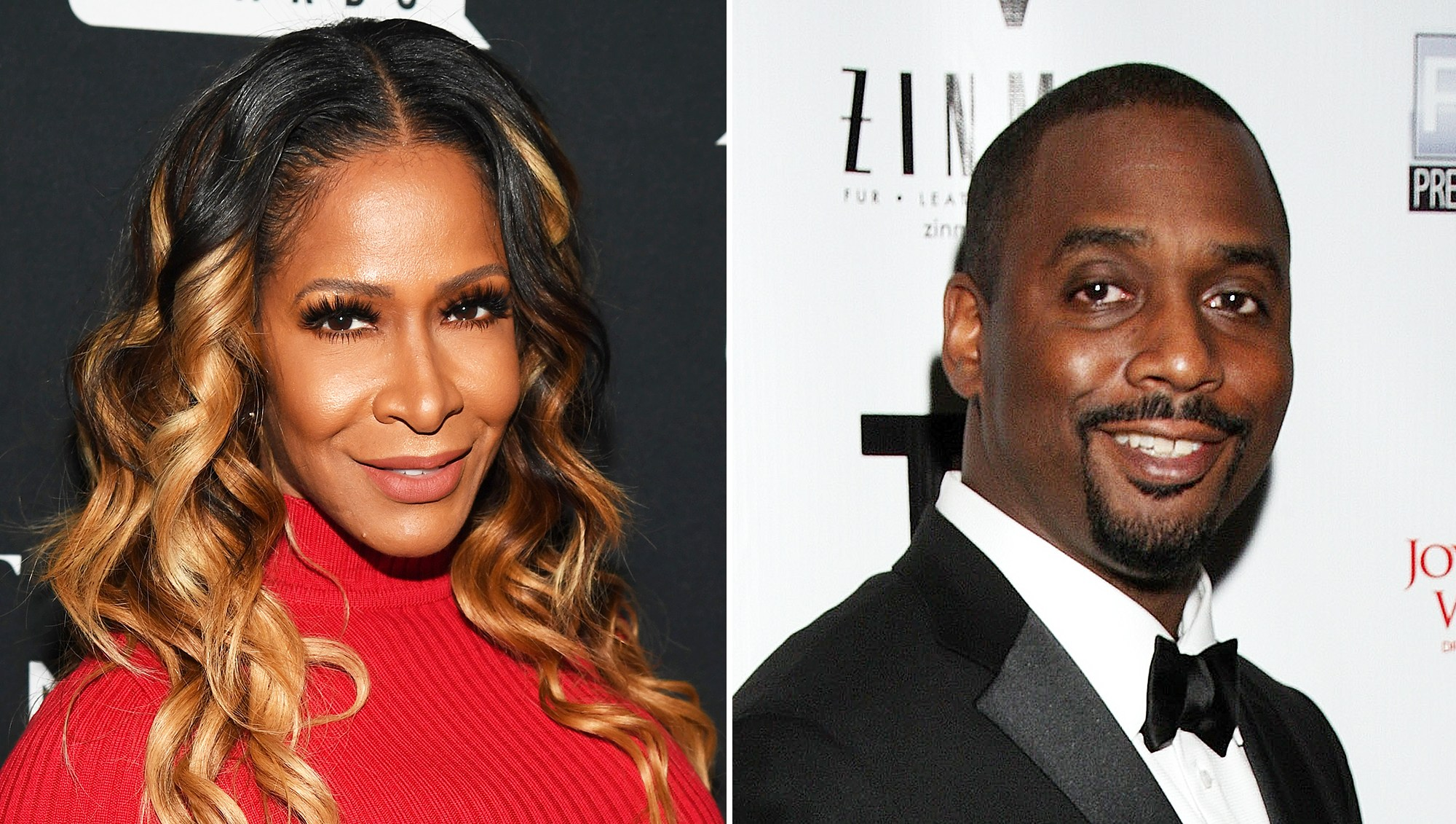 Sheree Whitfield Tyrone Gilliams Future