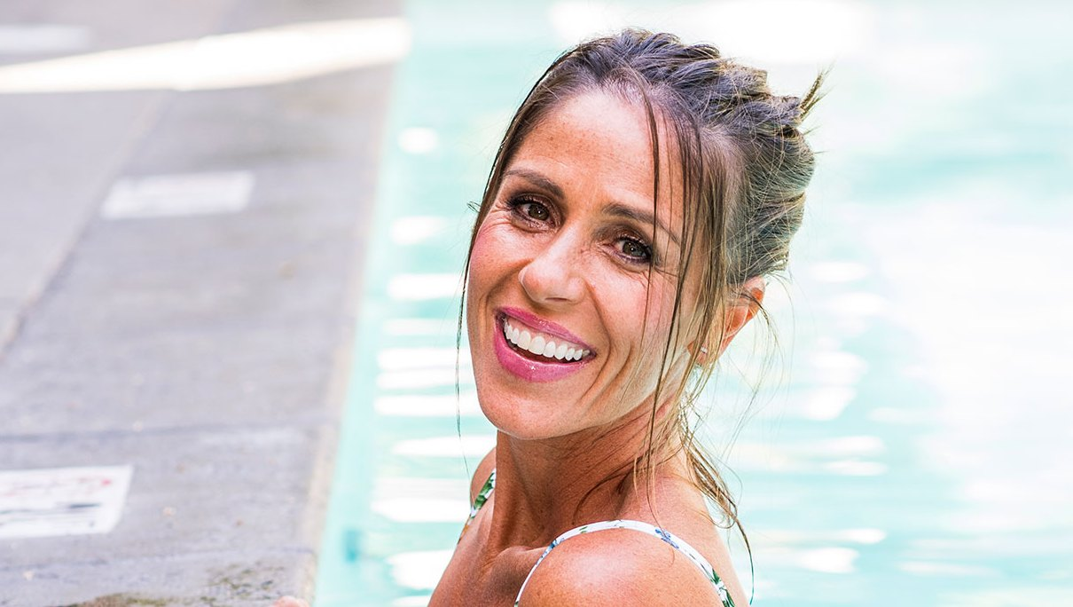 Soleil Moon Frye weight loss