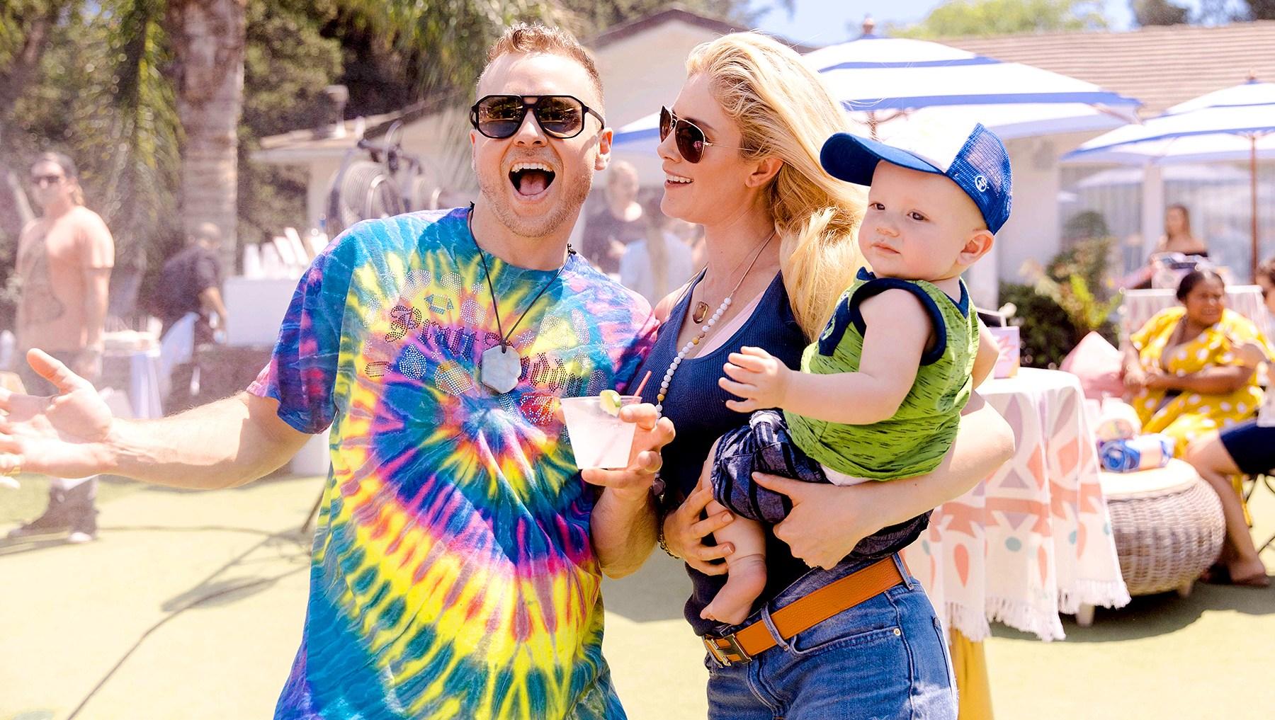 Spencer, Heidi and Gunner