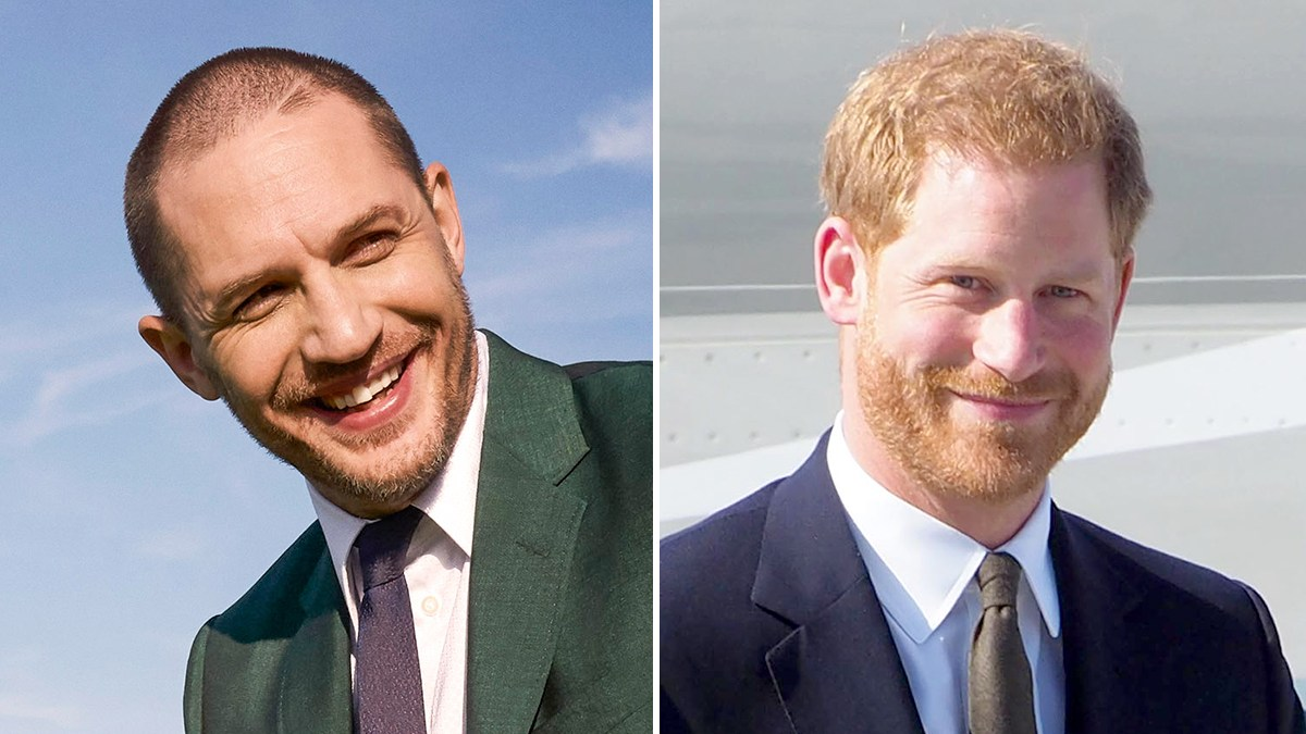 Tom Hardy Asked About Prince Harry S Wedding He S A F King Legend