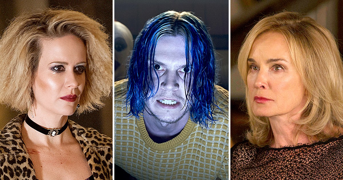 American Horror Story Cast Guide Whos Been On Which Season