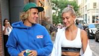 Justin Bieber and model Hailey Baldwin