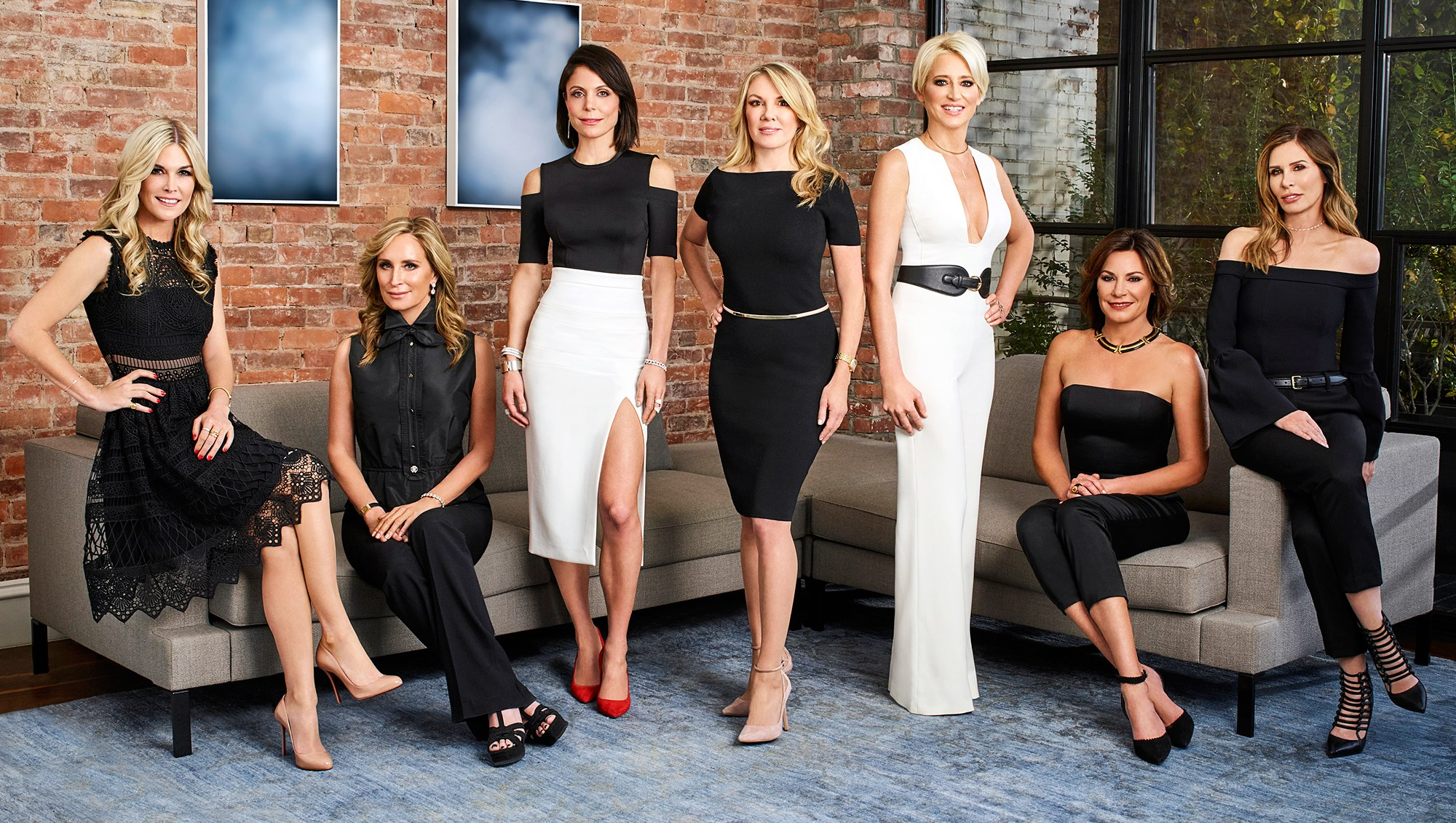 Bethenny Frankel RHONY Costars Cant Afford Life