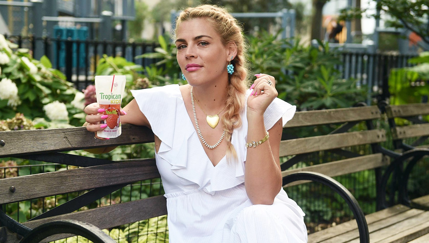 Busy Philipps' Shares an Unexpected Hack for Getting Kids to Eat Healthy
