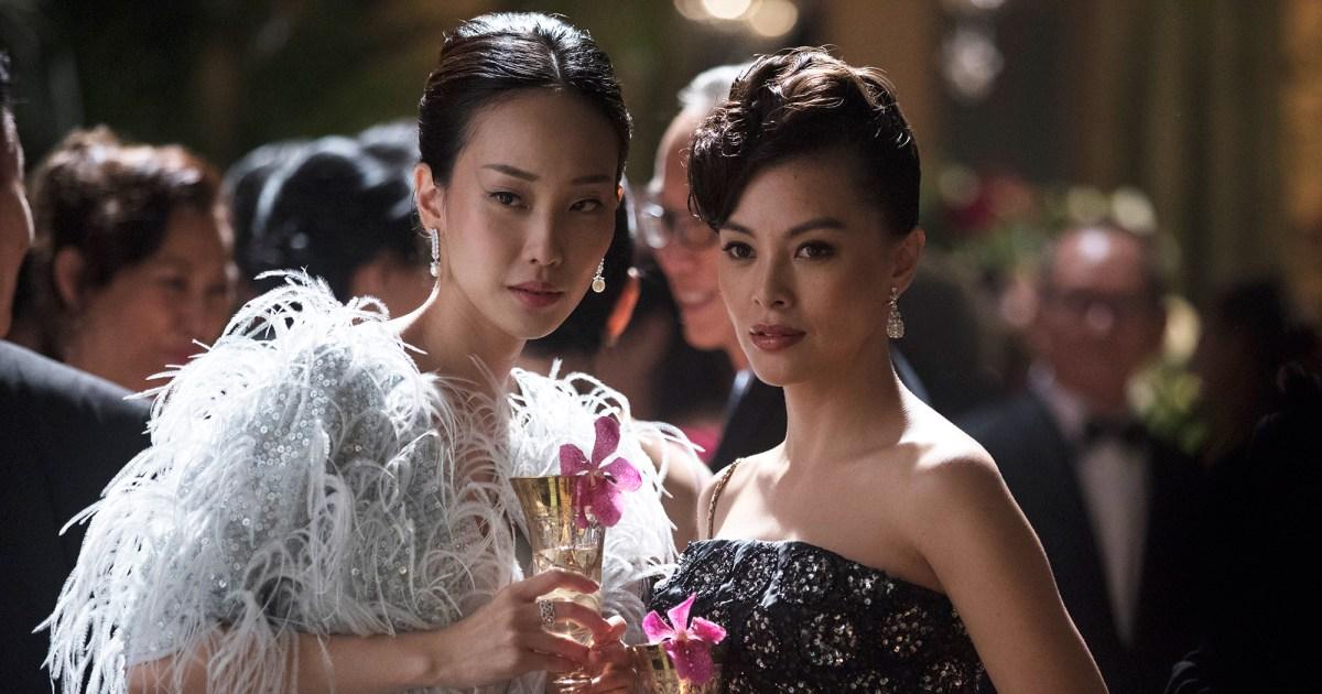 Mixologist Peter Chua Shares 'Crazy Rich Asians'-Inspired