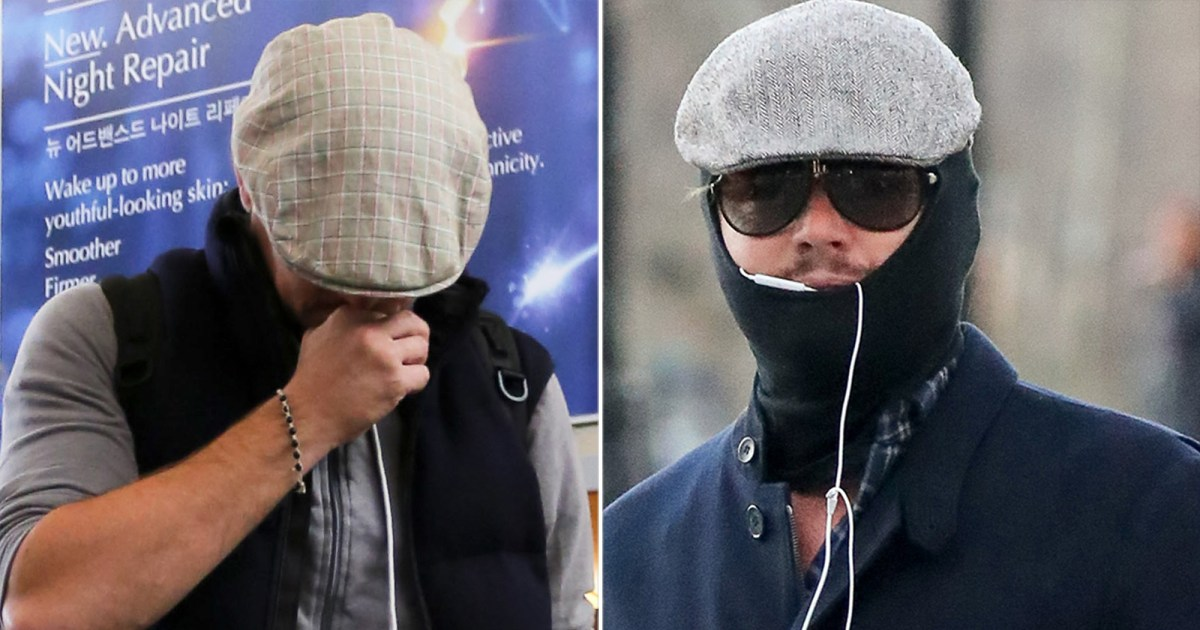 All the Times Leonardo DiCaprio Tried to Hide in Plain Sight: Pics