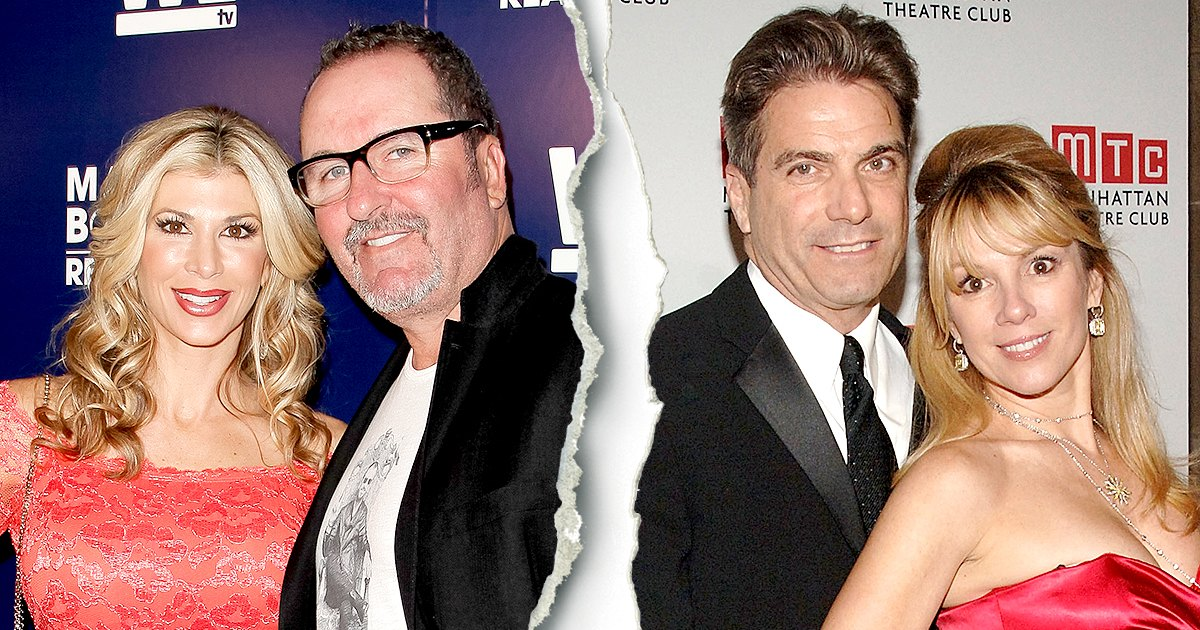 Every 'Real Housewives' Couple Who Filed for Divorce After Appearing on TV