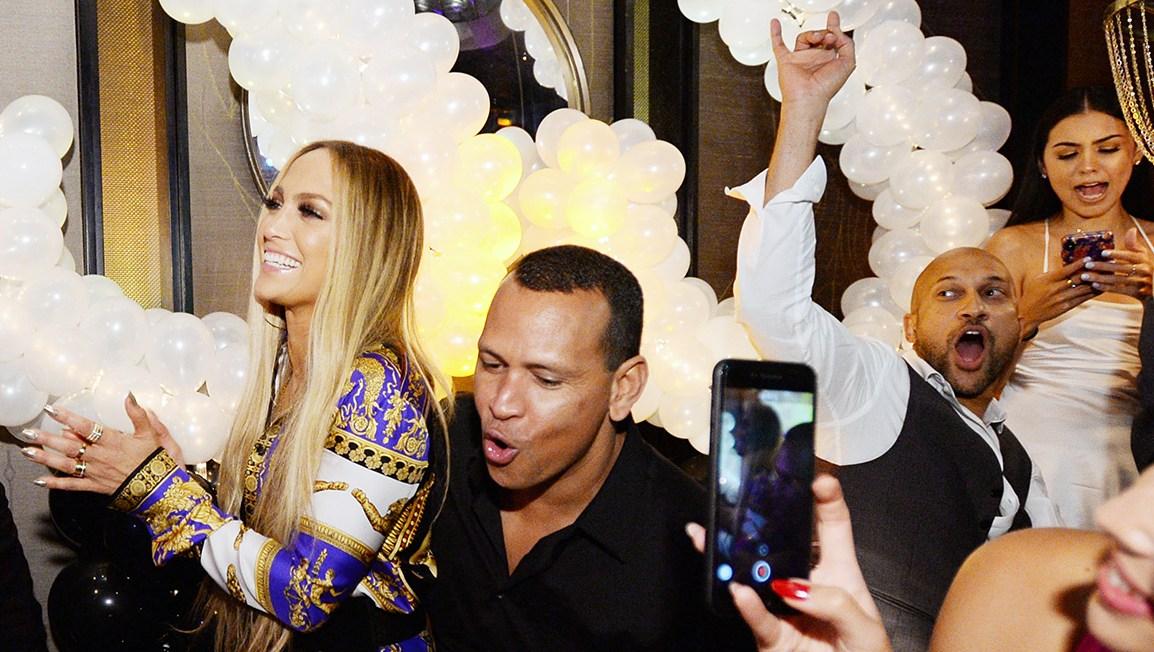 VMAs 2018 afterparties Jennifer Lopez Alex Rodriguez