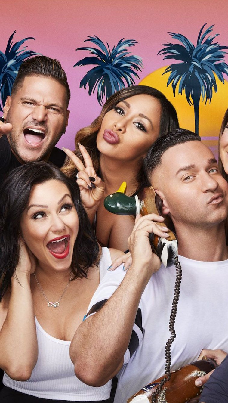 jersey shore show