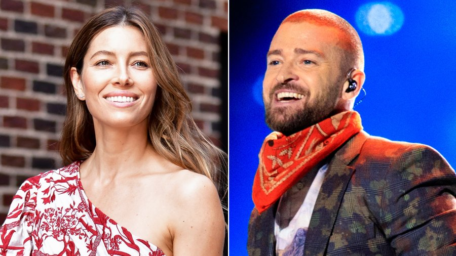 Jessica Biel Raves About Traveling With Justin Timberlake as He Tours (today show)