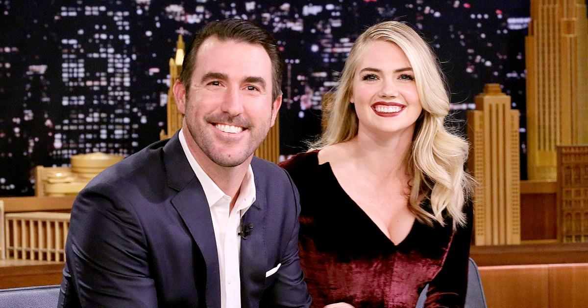 Kate Upton and Justin Verlander - Dating Gossip News Photos