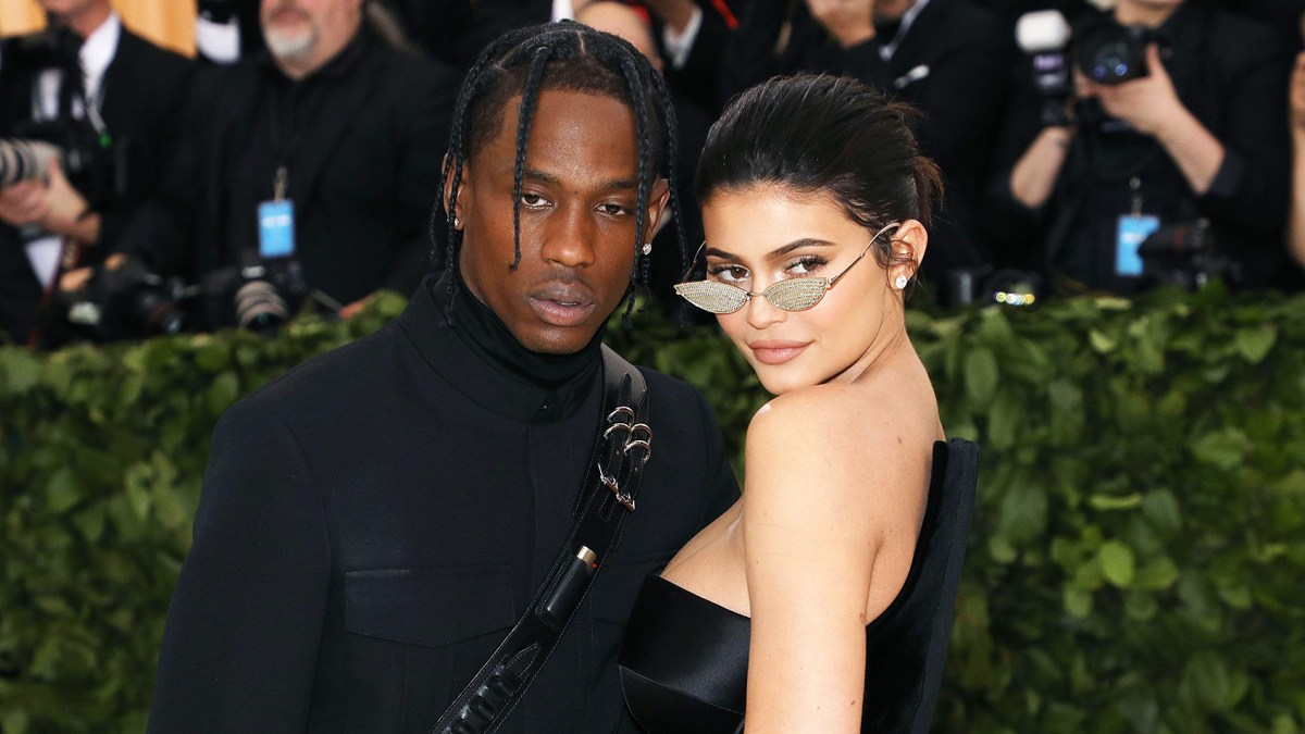 be269e3472 Kylie Jenner Clears Up Reports That She Doesn t Live With Travis Scott  We   Never Miss a Night