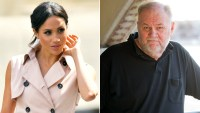 Duchess Meghan Has 'Anxiety' About Her Father Thomas Markle: 'She's Wondering If This Will Go on Forever'