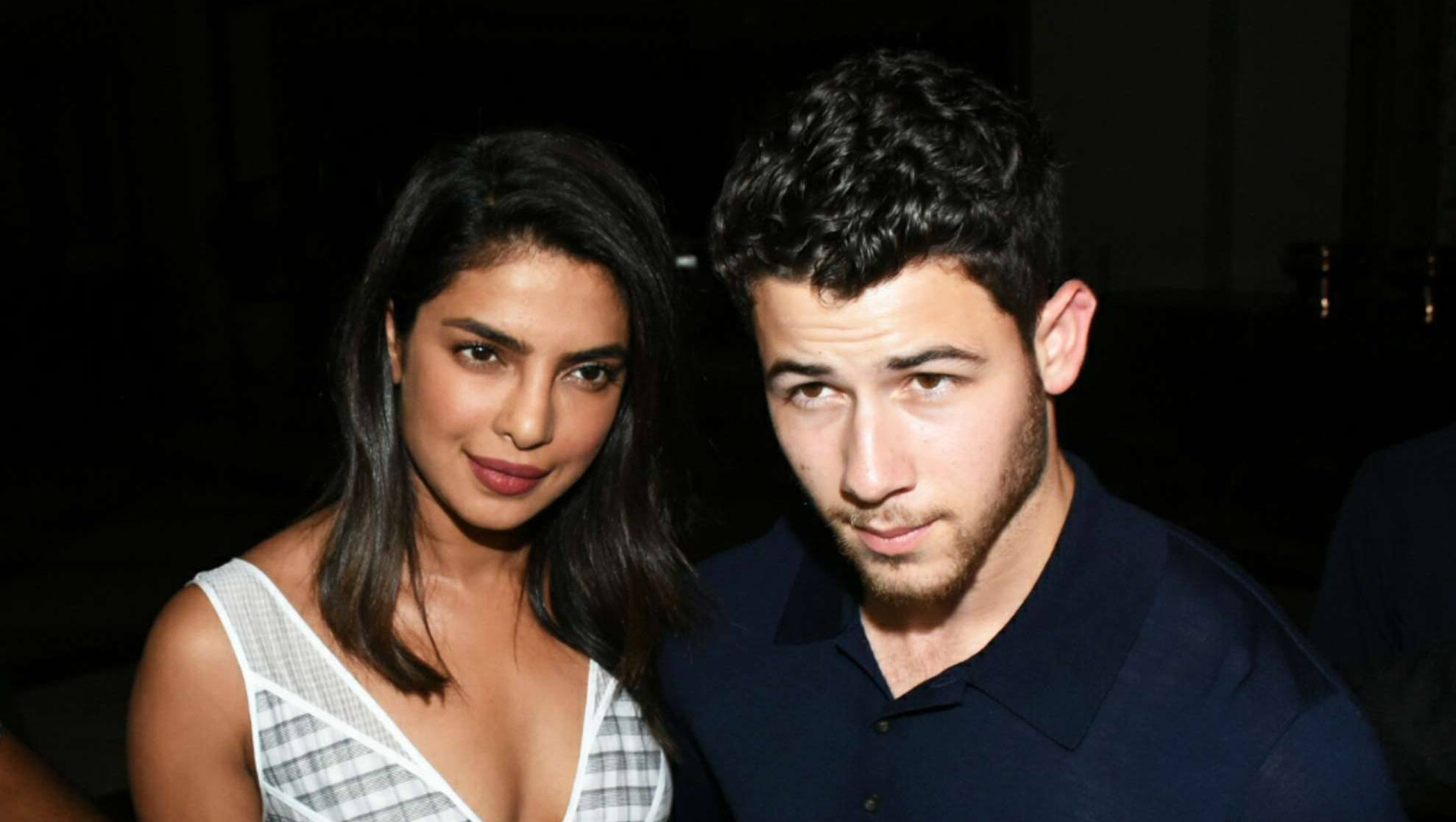 nick jonas priyanka chopra date night india