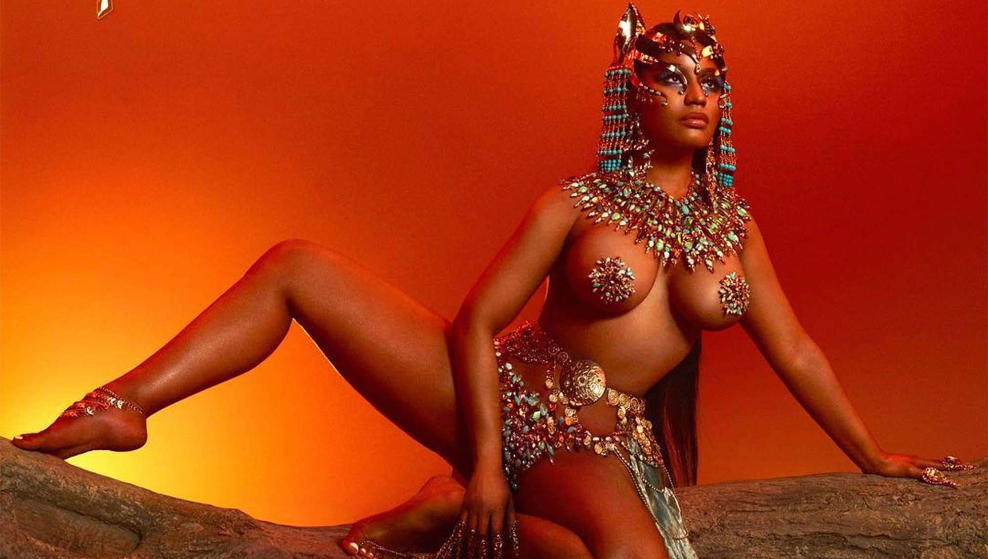 Nicki Minaj 'Queen'