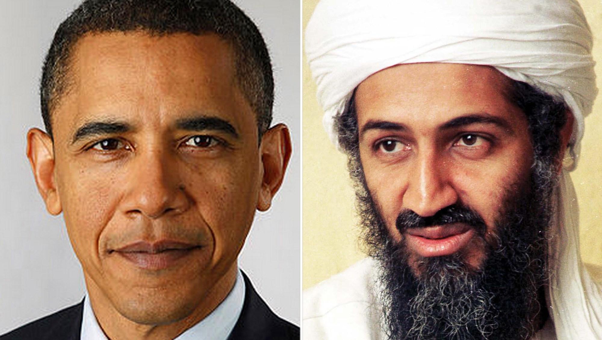 President Barack Obama, Osama bin Laden