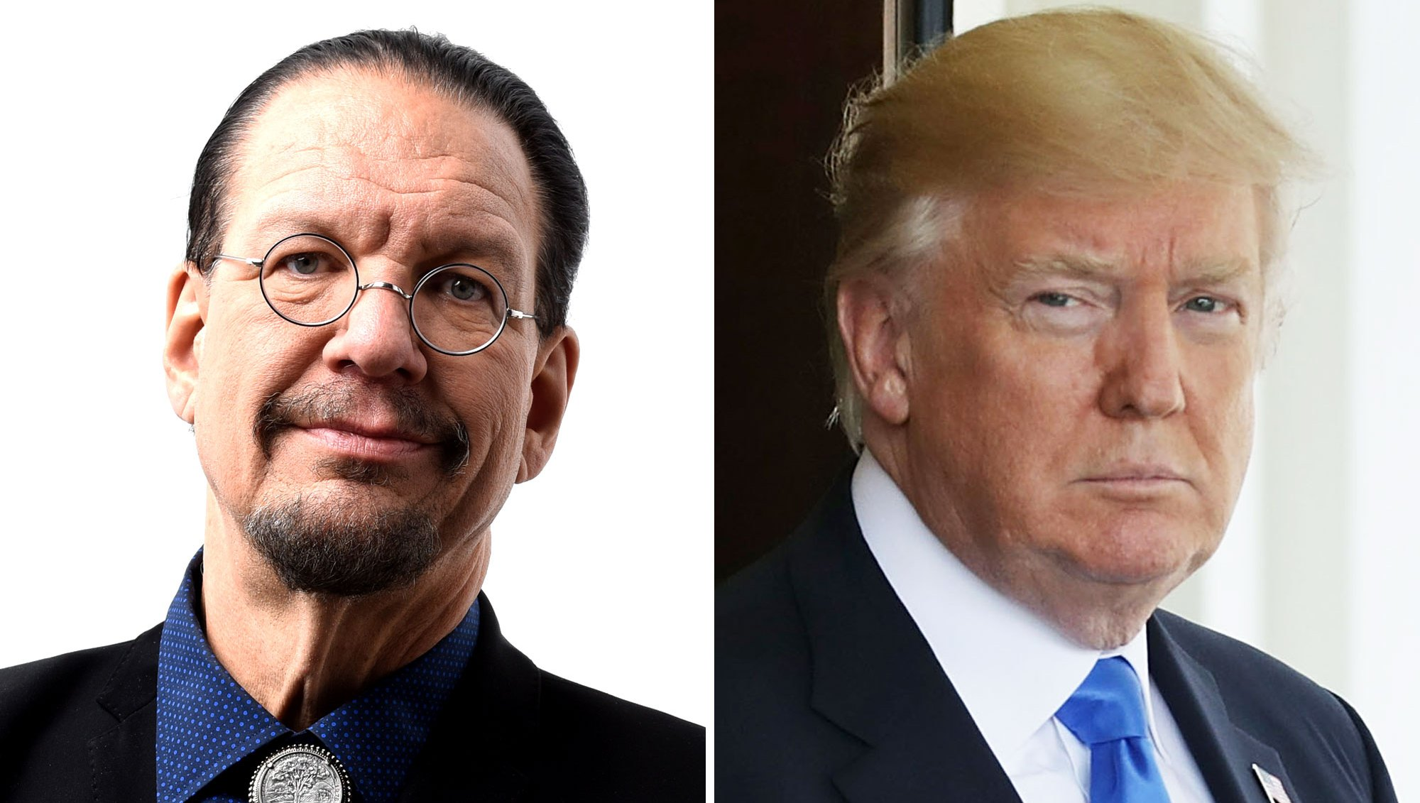 Penn Jillette and Donald Trump racially insensitive things the apprentice