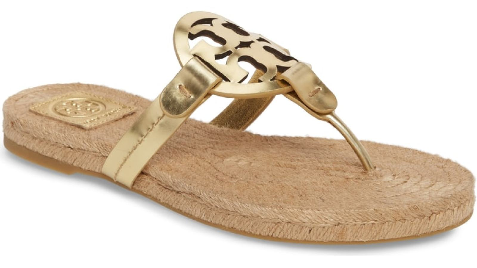 3d18589a49e7a So Many Tory Burch Sandals Are On Sale at Nordstrom and We re Already  Stocking Up for Next Summer. By Marquaysa Battle. tory burch sandal sale