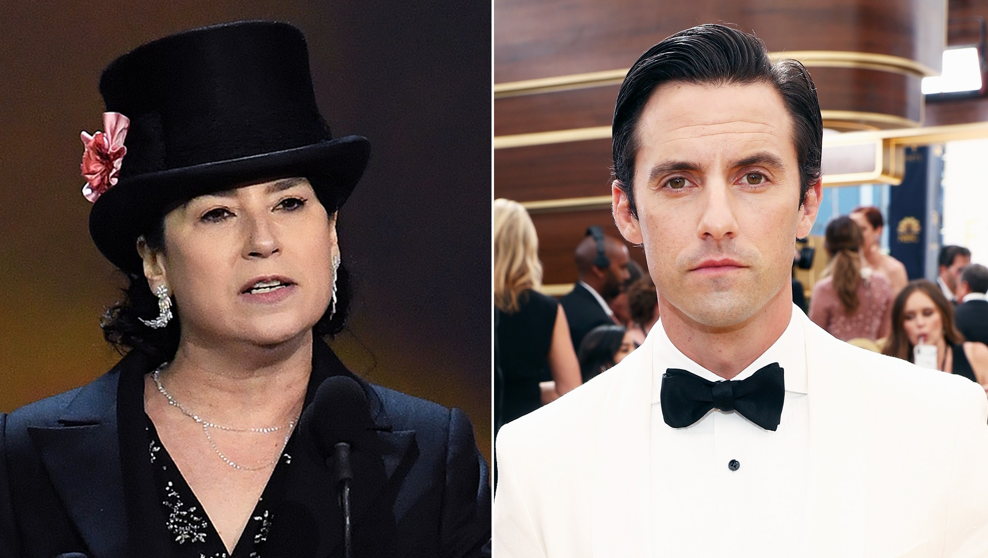 Emmys 2018: Amy Sherman-Palladino Raves About 'Gilmore Girls' Alum Milo Ventimiglia