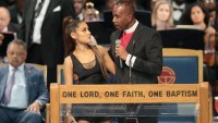 Ariana Grande, Bishop Charles Ellis III, Aretha Franklin, Funeral, Apology