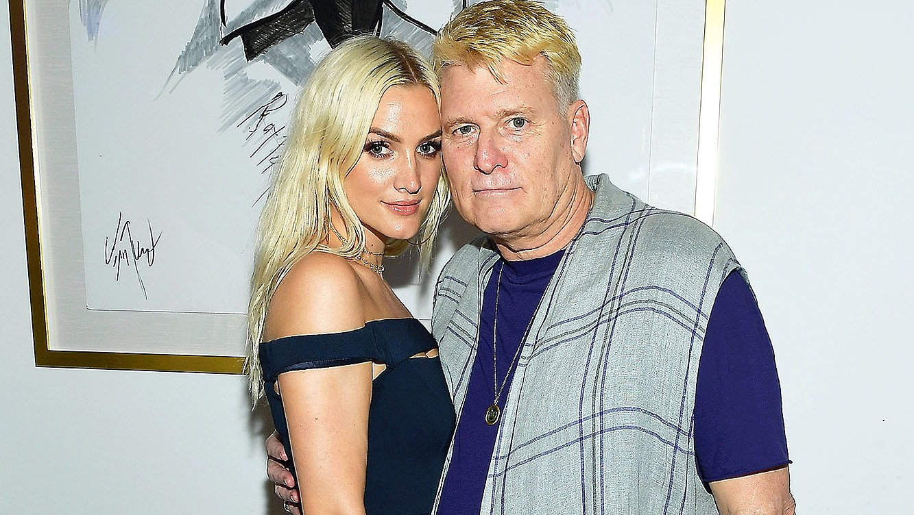 Ashlee Simpson, Joe Simpson, Prostate Cancer