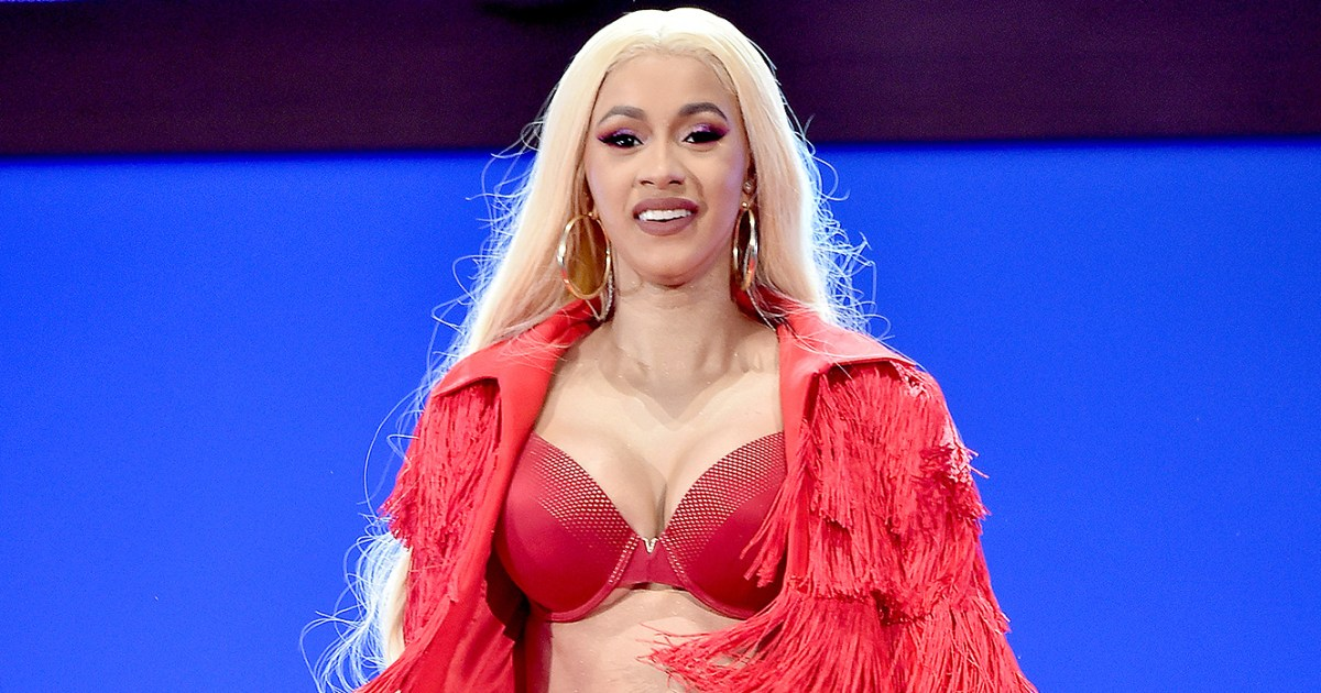 Cardi B Performs First Show Since Giving Birth To Baby Kulture