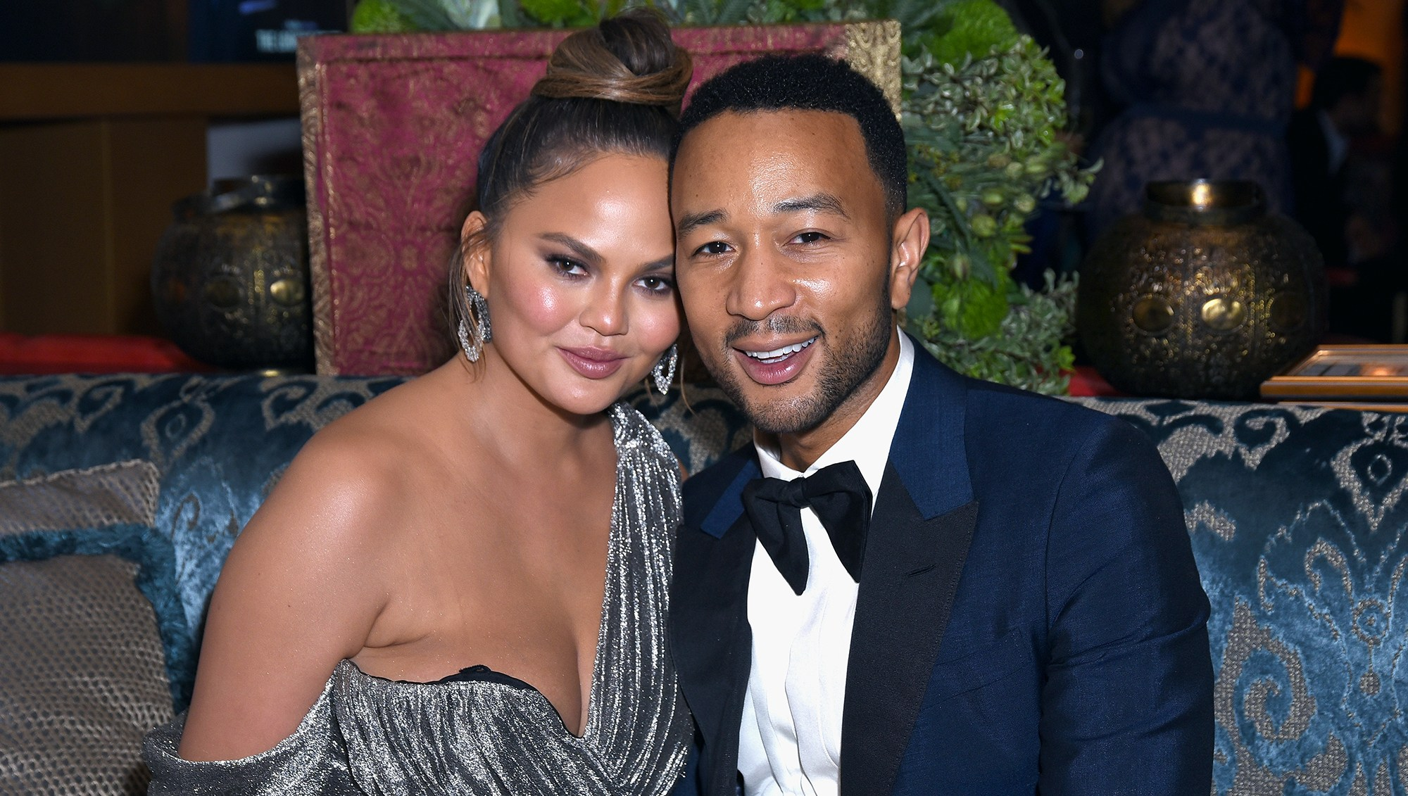 Chrissy Teigen Reveals John Legend Cooked For Her 'Seven Days a Week' While She Was Pregnant