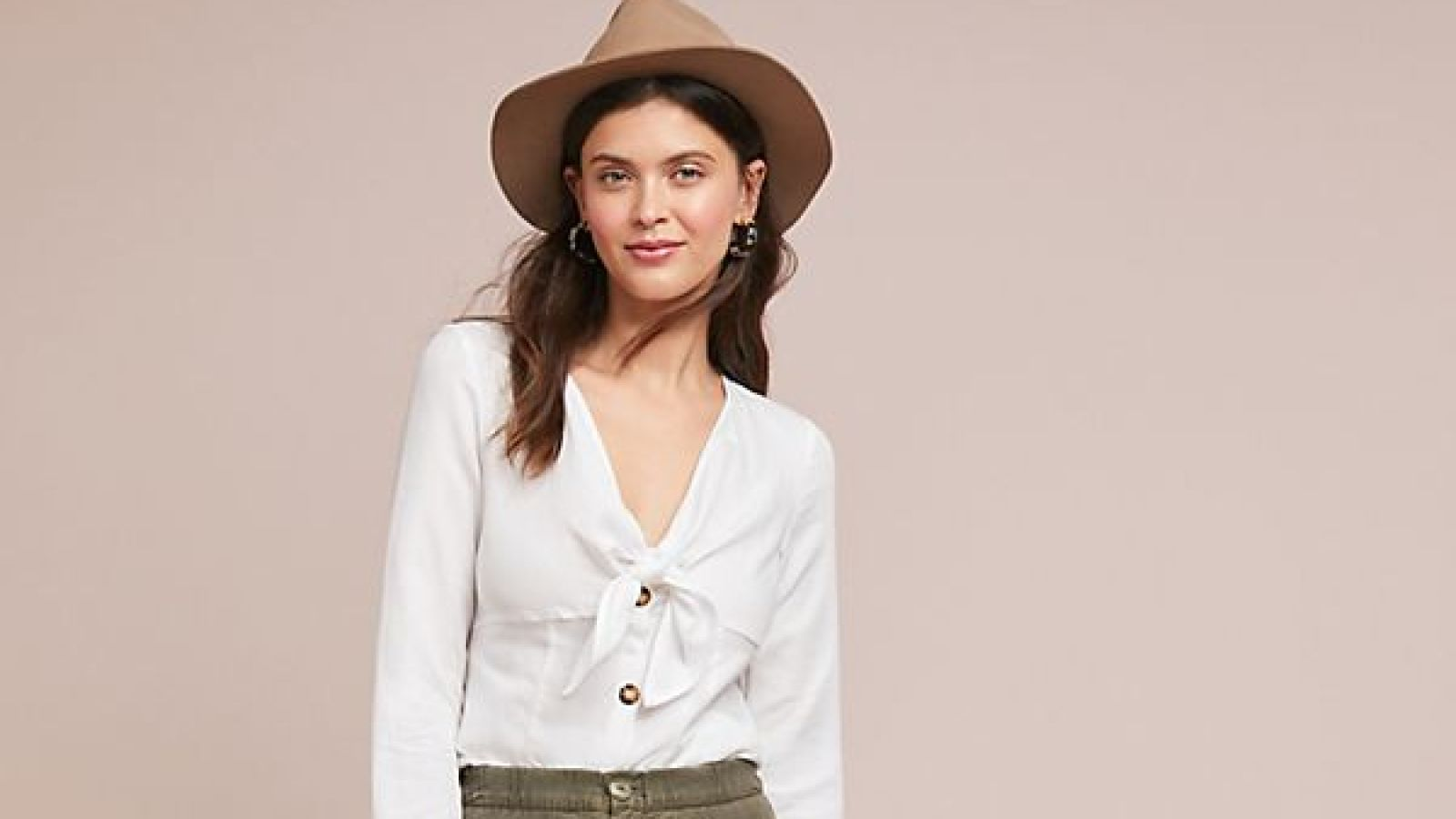 1da08cd850d We re Currently Obsessed With This Chic Anthropologie Brand. By Tatayana  Yomary. Cloth   Stone Houston Trousers