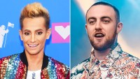 Frankie Grande and Mac Miller