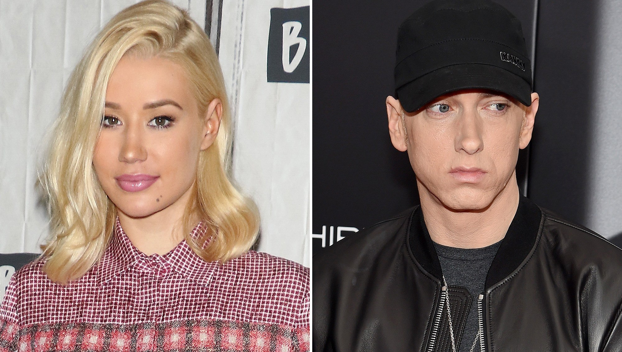 Iggy Azalea, Eminem, Machine Gun Kelly