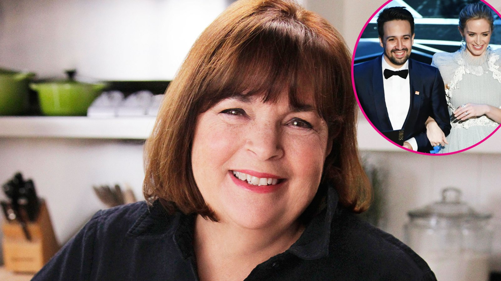 Barefoot Contessa Is Returning To Tv With Emily Blunt Lin Manuel