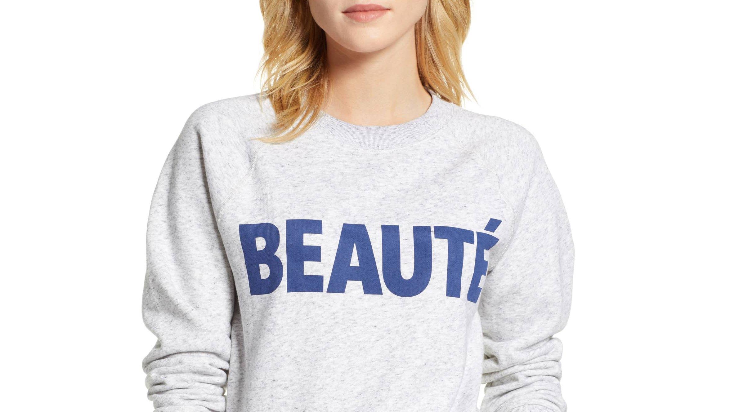J.Crew-Beauté-Sweatshirt