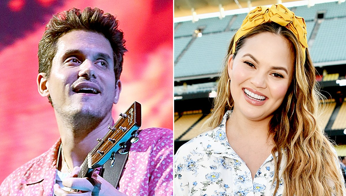 John Mayer and Chrissy Teigen