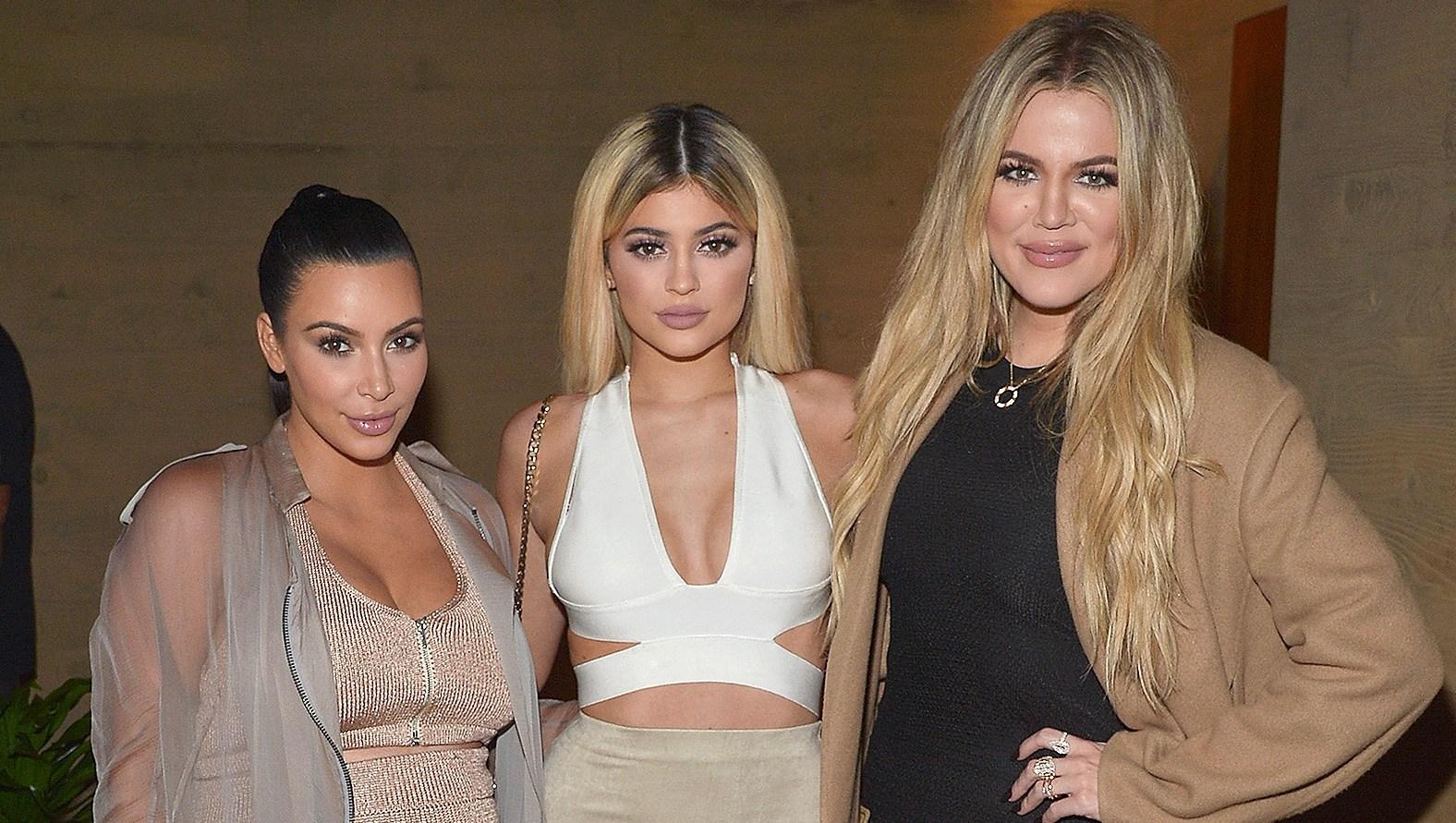 Kim Kardashian West, Kylie Jenner, Khloe Kardashian, Cousins