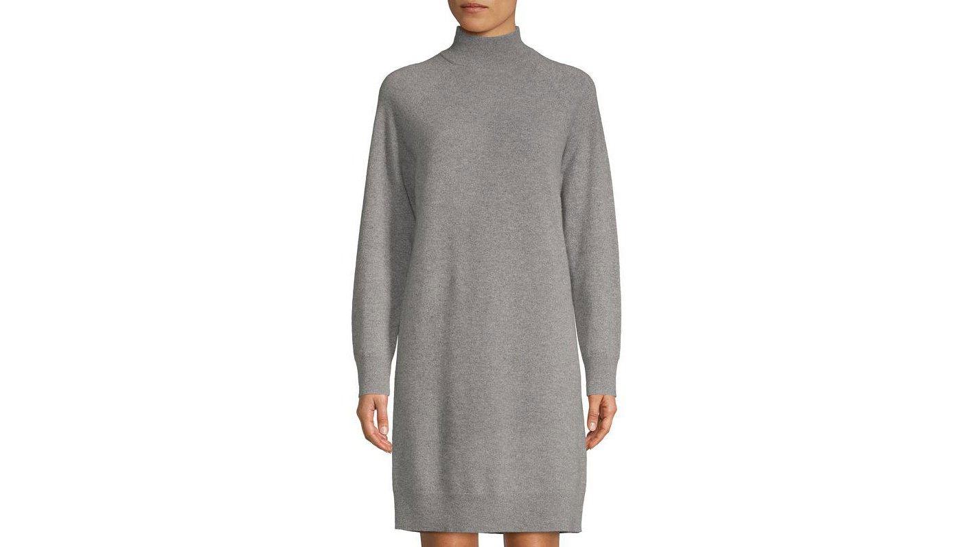 Saks-Fifth-Avenue-Cashmere-Sweater-Dress