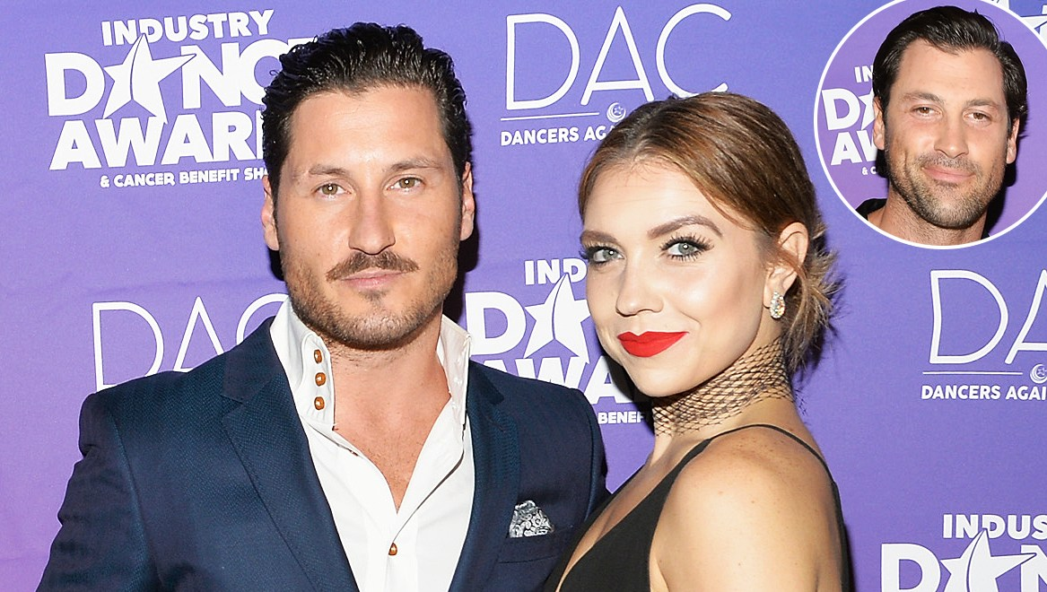 Val Chmerkovskiy Jenna Johnson Wedding Maks Best Man